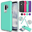 Rugged Armor Hybrid Bumper Case Shockproof Cover for Samsung Note 8 S7 Edge S9+
