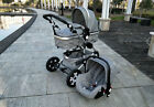 Baby Stroller 3 In 1 Kids Pram Car Seat Stroller For New Newborns kinderwagen