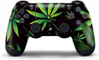 """PS4 Controller Weed Skin for Sony PlayStation 4 DualShock Wireless """"Anti-Slip"""""""