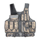 Outdoor Military Tactical Army War Game Hunting Vest for Camping Hiking