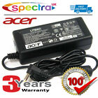 Genuine Original Acer Aspire Laptop Ac Adapter Power Supply Charger Lead Cable