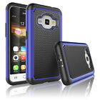 For Samsung Galaxy Luna/Express 3/Amp 2/J1 2016 Shockproof Hybrid Rugged Case