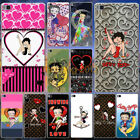 Betty Boop Cartoons Hard Phone Cover Case for huawei P8 P9 P10 Lite $2.99 USD