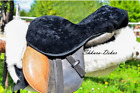 Saddle Cover | 100% Genuine Siberian Sheepskin | Universal Size