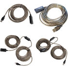 cable usb 5m - 5M/10M/15M/20M Active USB 2.0 Male to Female Extension Repeater Cable Translucen