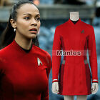 Star Trek Beyond Uhura Cosplay Costume Female Women Uniform Dress Badge on eBay
