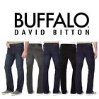 Buffalo David Bitton Driven-X Basic Mens Straight Fit Stretc