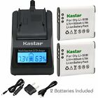 Li-50B Battery or Fast Charger for OLYMPUS Tough TG-610 615 805 810 835 850