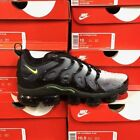 Nike Air Vapormax Plus Black Volt 924453 009 New Men Size 8 13