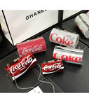 2018 New Hot Coca Cola Women One Shoulder Bag Party Pub Handbag Small Barrel Bag $89.9  on eBay