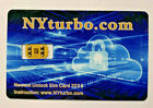 NYturbo iPhone Unlock Sim Card For iPhone 11 Max XS X 8 7 6S 6 Plus SE R 13 Lot