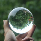 30-40mm Clear Crystal Ball Sphere Glass Table Decor Healing Sphere Props As Gift