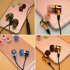 2PC Universal Soft In-ear Earphone Earbuds Tip Replacement Silicone Rubber S/M/L