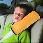 Child Car Safety Seat Belt Pillow Shoulder Strap Pad Cushions Head Supports Kids <br/> UK Seller  / Fast Delivery
