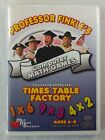 Professor Finkle's Times Table Factory (CD-ROM, 2007) Math Games Multiplication