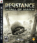 Resistance: Fall of Man (Sony PlayStation 3, 2006)