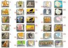 Animals Italian Charm 9mm Classic Sz 100% Stainless Steel - 30 to choose from!