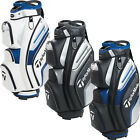 TaylorMade 2018 Deluxe Cart Golf Trolley Bag - 15 Way Full Length Dividers