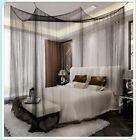 Mosquito Net Fabric Canopy Net Moustiquaire Quarto Door Tent For Double Bed U image