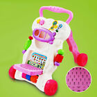 Stand Walker Pink Girl Baby Toddler Learning Infant Plastic Toy Cute Fun  chic