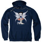 Betty Boop Mushroom Fairy Pullover Hoodies for Men or Kids $27.05 USD