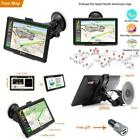 """Car Gps Navigation System 7"""" Pre-Installed Us Maps For Truck Emergency Bus Taxi"""