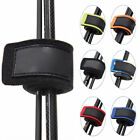 5 Colors Fishing Bag Rod Tie Strap Belt Wrapping Band Pack Pole Holder Storage