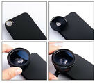 2n1 37mm 0.45X HD Super Wide Angle+Macro Lens+Case For Samsung Galaxy S7 S8 Plus