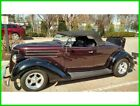 Ford+Roadster++1936+Ford+Roadster+Convertible%2CRWD%2CChevy+350+Engine%2CChevy+400+Transmission