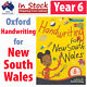 Oxford Handwriting for New South Wales Year 6 by Deborah Davis