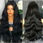 Pre Plucked Body Wave Silk Top Brazilian Human Hair Full Lace Wig With Baby Hair