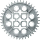 LEGO - 3649 GEAR 40 TOOTH - SELECT QTY & COL - BESTPRICE GUARANTEE + GIFT - NEW