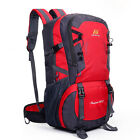40L Outdoor Sports Backpack Hiking Camping Travel Rucksack Day Packs Waterproof