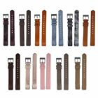Genuine Leather Replacement Bracelet Wrist Bands Strap Buckle For Fitbit Alta EM
