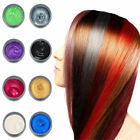 Fashion Unisex DIY Hair Color Wax Mud Dye Cream Temporary Modeling 8 Colors