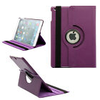 NEW IPAD 6TH GEN 2018 9.7 INCH 360 ROTATING A1893 A1954 CASE STAND COVER SMART <br/> BUY QUALITY - BUY ONCE - VERY FAST SHIPPING