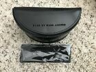 Marc By Marc Jacobs Black Oversied Shnglasses Magnetic Closure Case