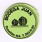 # ☆ SPAIN 1977 ☆ ROUND LIGHT CARDBOARD / PAPER TOKEN - B. JUAN, Barcelona ☆F0146