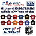 NHL Pet Jersey - NEW! Official NHL® Licensed! Authentic hockey DOG $33.99 USD on eBay
