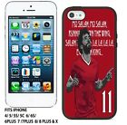 SALAH LIVERPOOL PLAYER  LEGEND SONG  RETRO  GEL  IPHONE CASE COVER