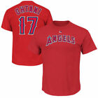Shohei Ohtani Los Angeles Angels LA Majestic Authentic Youth Jersey T-Shirt Boys on Ebay