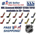 NHL Hockey Stick Toy for Dogs & Cats - Heavy-Duty, Durable Dog Toy with Squeaker $11.99 USD on eBay