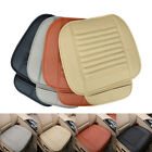 Universal PU Leather in 4 colors Bamboo Charcoal Auto Car Chair Seat Cover Pads