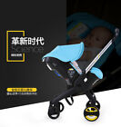 Baby strollers 3 in 1 infant car seat lathe stroller with car seat and baby bass