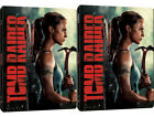 Tomb Raider (2018) Steelbook Korean Edition / Blu-ray, 4K UHD