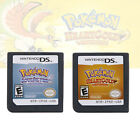 how to get pokemon x free on 3ds - Pokemon HeartGold SoulSilver Game Card For 3DS NDSI NDS US Version Free Shipping