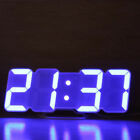 Large Digital Alarm Clock with 115 Colors LED Electronic Clock Kids Smart Watch