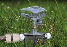 Mighty TRITON lawn sprinkler FOR LARGER LAWNS,solid build,multi adjustable