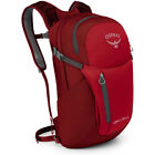 Osprey Daylite Plus Unisex Rucksack Laptop Backpack - Real Red One Size