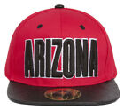 TopHeadwaer Arizona City Snapback w/ Floral Flat Bill